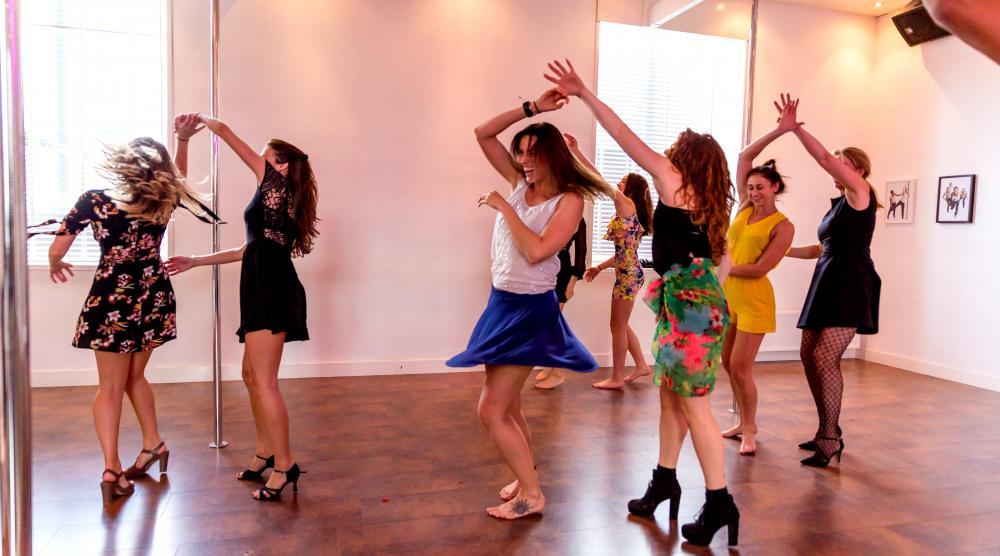 Slide 3: Workshop Salsa Onderwijs