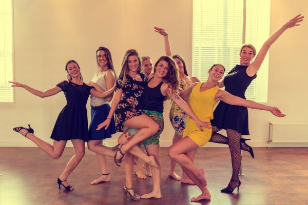 Workshop Salsa in Dordrecht
